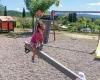 Camping avec aire de jeux Ardèche