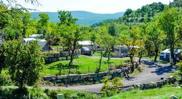Caravaning Ardèche