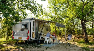 Emplacement camping Ardèche