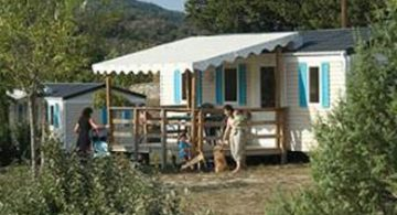 Location mobil-home Ardèche
