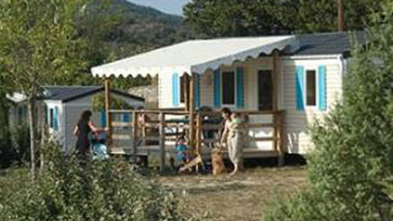 Location mobil-home Ardèche