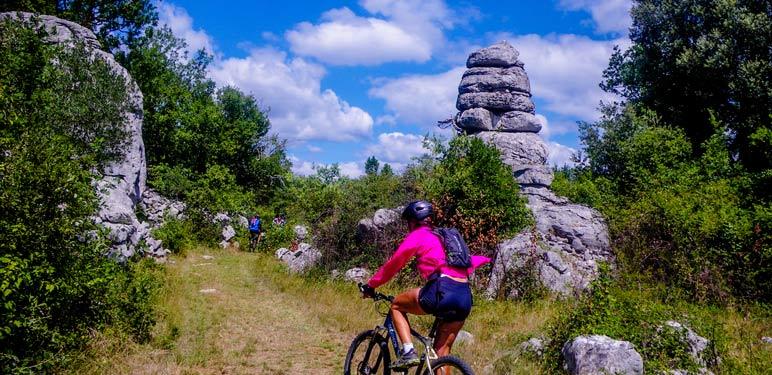 Vacances camping Ardèche