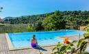 Camping avec piscine Vallon Pont d'Arc