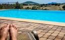 Vallon pont d'Arc camping avec piscine