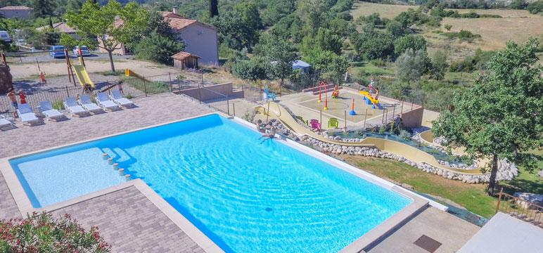 Superior Camping Chadeyron Avec Piscine Ardèche